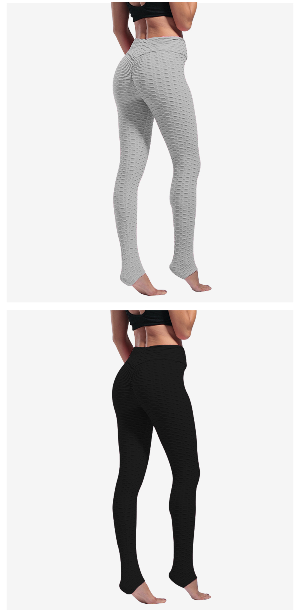 Women Leggings Anti Cellulite Pants Sexy High Waist Push Up Sports Trousers Elastic Butt Lift Pants for Workout Fitness Legging
