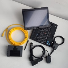 Для BMW Icom A2 V12. программное обеспечение ISTA-D 4.20.31 ISTA-P 3,67 istalled на б/у планшет X201T I7 cpu 4G ram Авто диагностические инструменты