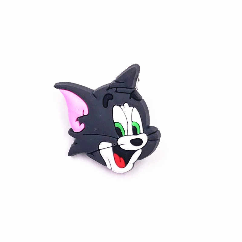1 Pcs Cantik Kartun Hewan Ikon Lencana untuk Dekorasi Di Ransel Pakaian Syal Tom dan Jerry Desain Baru Bros Fashion pin Hadiah