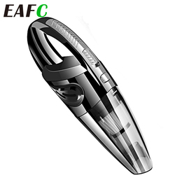 Wireless 6000Pa Car Vacuum Cleaner 12V Cordless Powerful Cyclone Suction Wet/Dry Vacuum for Auto Home Handheld Cordless Vacuums