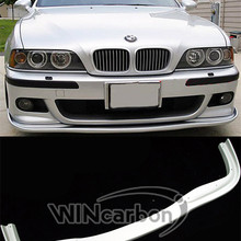 FRONT LIP SPOILER For BMW E39 5-SERIES M5 BUMPER 1997-2003