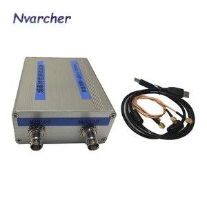 Image 1 - NWT200 50KHz ~ 200MHz zamiatarka analizator sieci filtr amplituda charakterystyka częstotliwości źródło sygnału DDS Nwt 200 AD9951