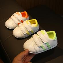 summer Baby girls boys Casual sport Shoes Toddler shoes Fluorescence shoes 3colors 15-19 1807 TX09