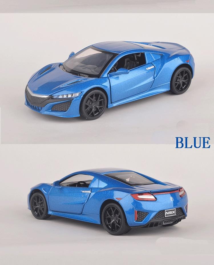 Acura NSX Diecast Model Car
