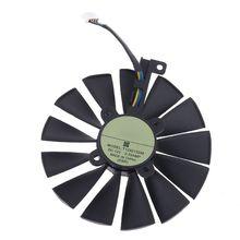 T129215SM 12V 95mm VGA Fan Für ASUS STRIX RX470 RX580 Grafikkarte Lüfter K1AA