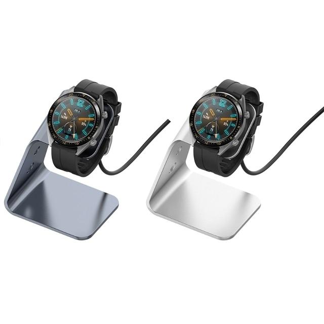 Đế Sạc Tương Thích Với Huawei Đồng Hồ GT, GT2, GT 2e, GS Pro   USB Nhôm Dock Sạc Đồng Hồ Thông Minh Smartwatch Phụ Kiện