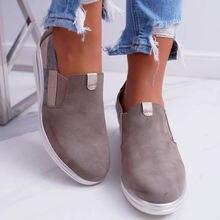 Женская обувь; Весенняя Новинка наклон с одной ногой на плоской