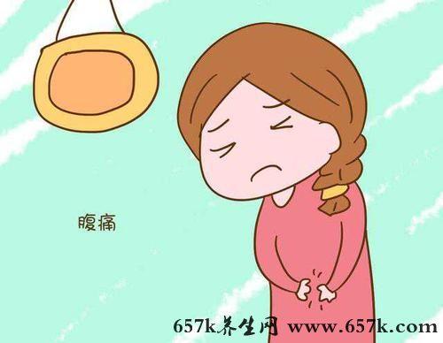 女性腹痛的原因 身体有炎症会导致这个问题