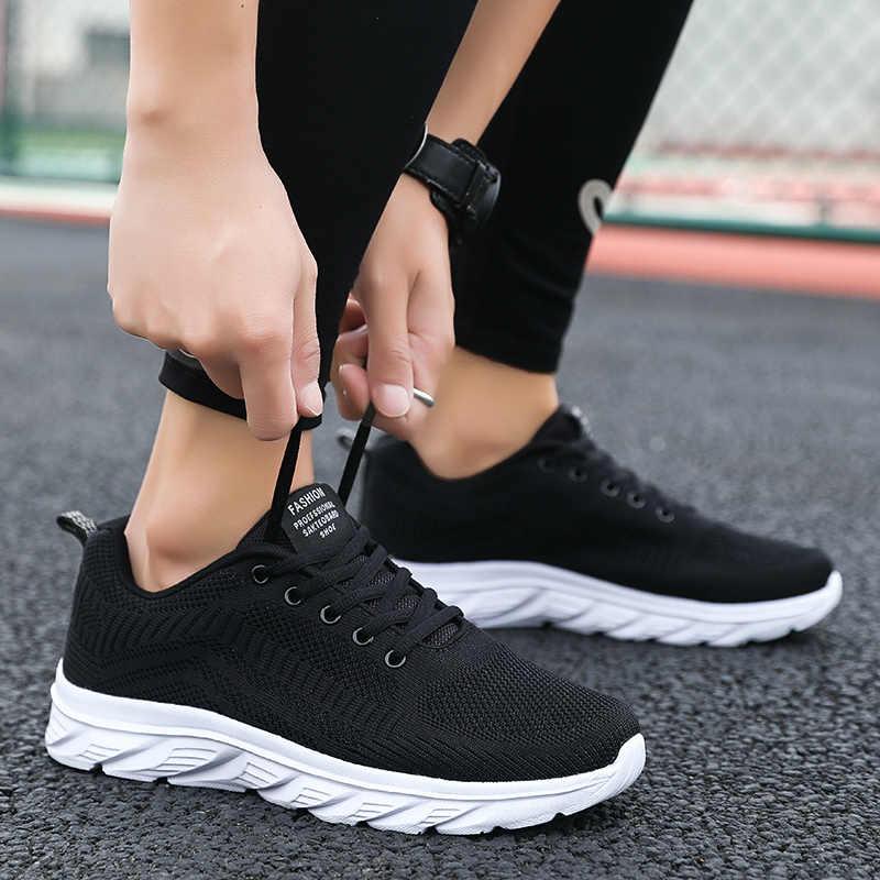 2020 neue Männer Schuhe Mode Leichte Männer Casual Schuhe Erhöht Komfortable Kühle Walking Turnschuhe Mann Tenis Masculino 38-45