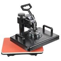 NEW Double display Digital Manual T shirt Heat Press Machine EU AU US Plug T shirt Heat Press Machine