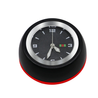 Bicycle Headset Stem Watch Computer Bike Vehicle Clock Cycling Head Parts Timepiece Headset Top Cap Stem Cover For MTB Part