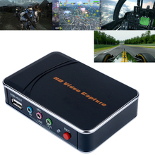 Recording-Box Switch YPBPR Hdmi-Capture-Card Xbox Video Grabber Game-Can Tv-Loop Audio