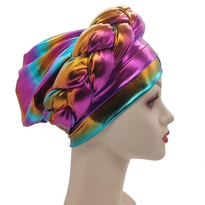 Nigerian Wedding Gele women  head wraps 6