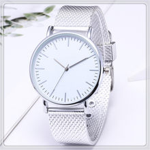 2019 new Men Watch Quartz Casual Watches Simple Metal Quartz stainless steel for relógio Kwid Espace Kangoo Alaskan Trezor(China)