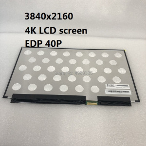 13.3-inch 4K LCD screen LQ133D1JW33 3840X2160 EDP40 LCD screen screen Notebook LCD screen