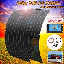 солнечная батарея Солнечная панель 1000 Вт 200 100 12 В домашняя