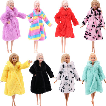 Doll Clothes, 11 Styles For Russian DIY Birthday Girls Handmade Barbied Fashion Clothes Baby Christmas Gifts Children Toys