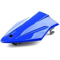 Motorcycle Rear Seat Cover Tail Section Motorbike Fairing Cowl for Bmw S1000Rr S 1000 Rr 2015 2016 2017(Blue)