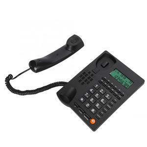 Image 4 - Telefone 홈 유선 전화 발신자 ID 전화 데스크톱 유선 전화 번호 번호 홈 오피스 호텔 레스토랑