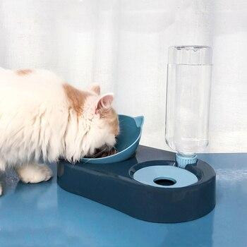 Pet Food Water Feeder 1