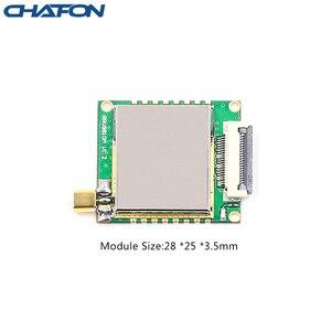 Image 3 - CHAFON Módulo lector rfid uhf de largo alcance, 8M, 865 868Mhz, 902 928mhz, con un puerto de antena utilizado para el sistema de sincronización