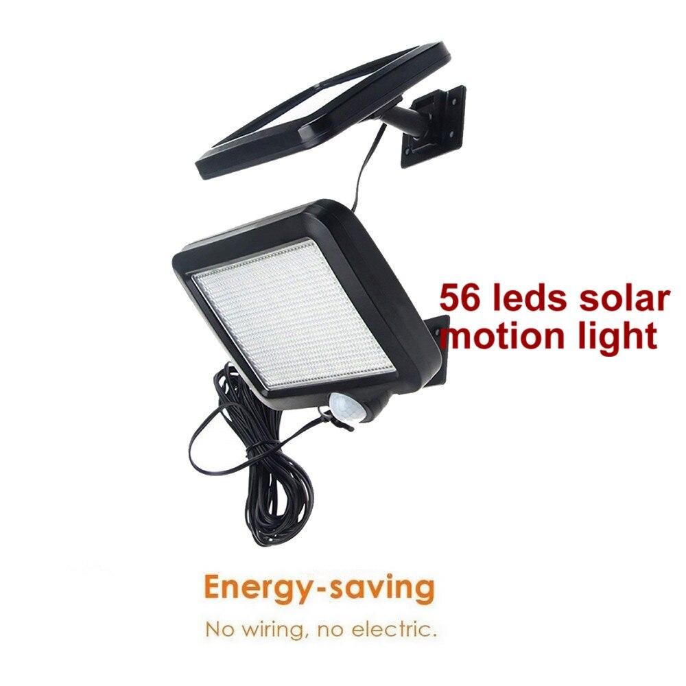 Chandelier Pendant Spotlights Solar Light PIR Motion Sensor Garden Waterproof Outdoor Energy Saving Street Wall Yard Path Home S