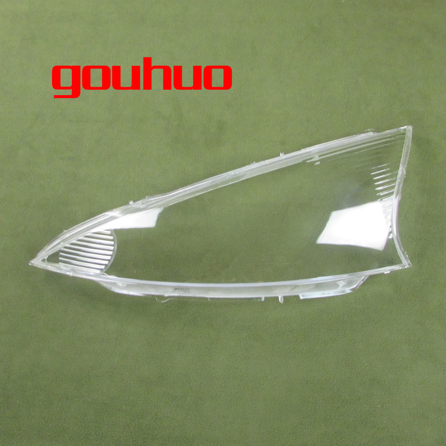 For Mitsubishi Grandis  Commercial Vehicle Headlamp Cover Headlamp Shell Lampshade Headlight Transparent Cove Glass