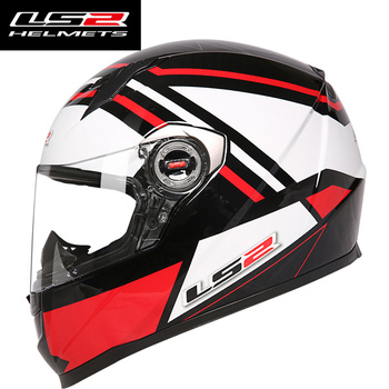 Шлем LS2 FF358, Alex barros 7
