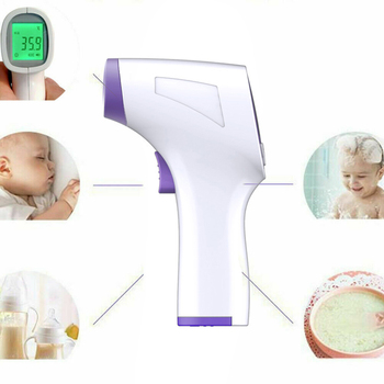 Non-contact Forehead Infrared Thermometer Handheld Accurate Digital Thermometers for Baby Kid Adult J2Y
