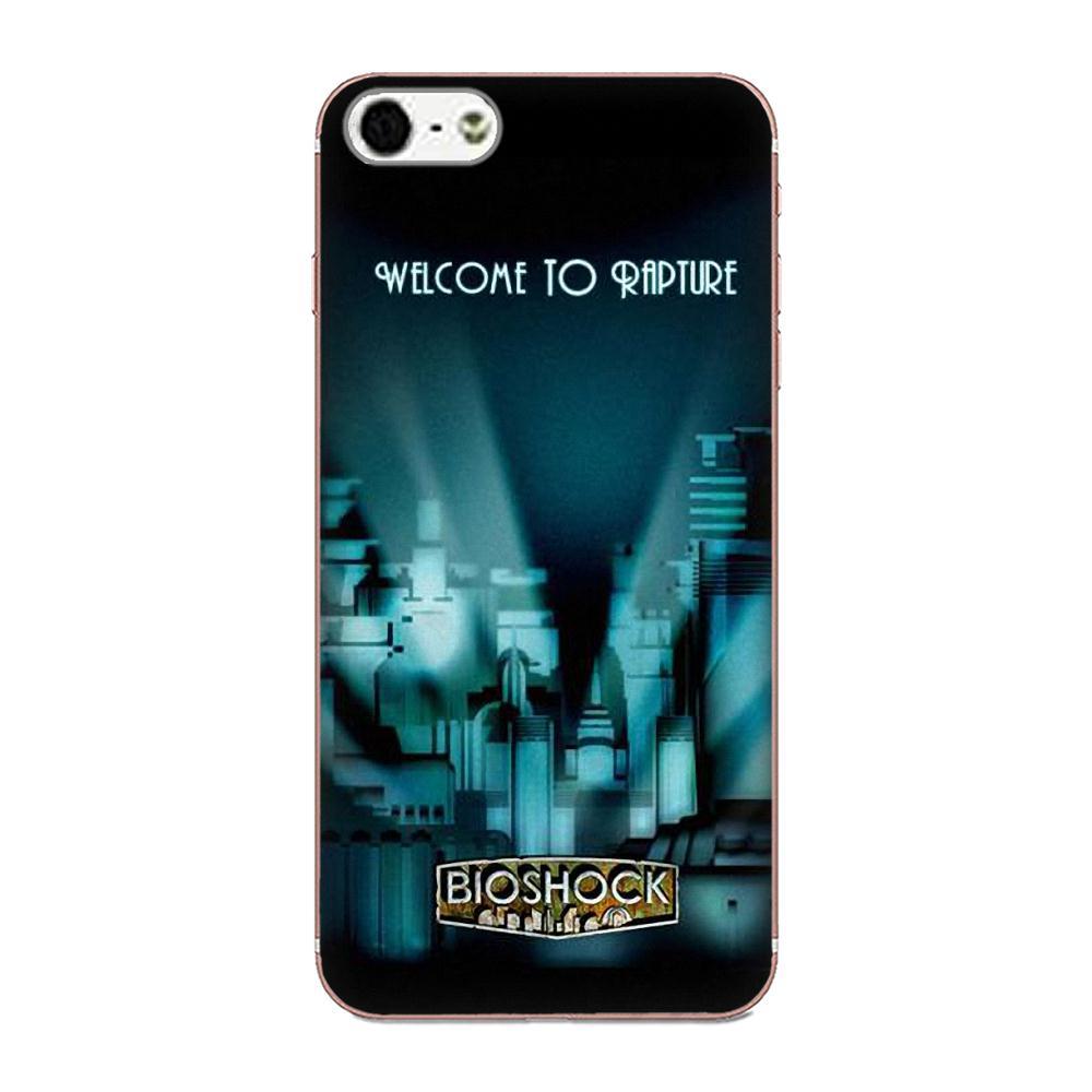 Bioshock Fundas чехол для телефона Huawei P7 P8 P9 P10 P20 P30 Lite Mini Plus Pro Y9 Prime P Smart Z 2018 2019