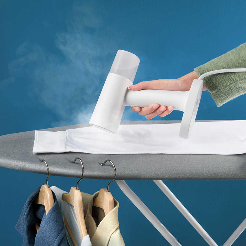 2020 オリジナルxiaomi mijia汽船ポータブル鉄ミニ発電機旅行家庭用電気衣服クリーナースチームアイロン服