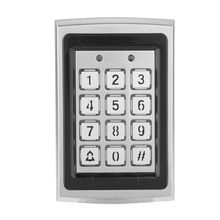 RFID Card Door Access Controller Keypad Access Controllers With Backlight Security Door Access Control For Home Offices cards code card code waterproof rfid card door access controller keypad with backlight security door access control