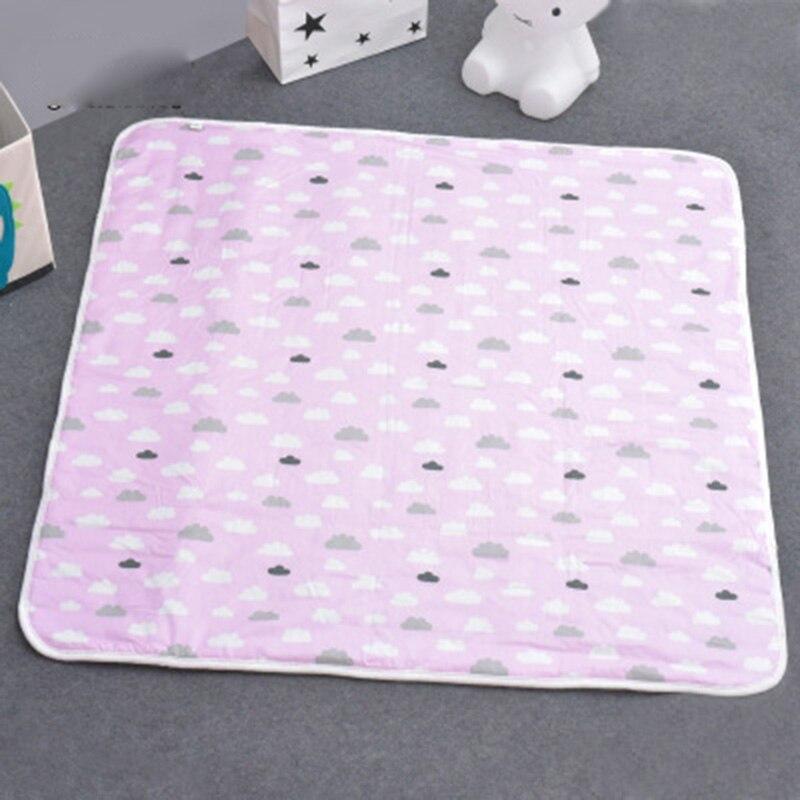 Tapis de tente pour enfants épaississement résistant à l'humidité écologique tapis de coton insipide tapis rampant bébé tapis antidérapant ma - 3