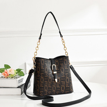 2019 New Summer New Women's Bag Fashion Messenger Bag Wild Chain Simple Texture Korean Version of The Famous Brand Shoulder Bag цены