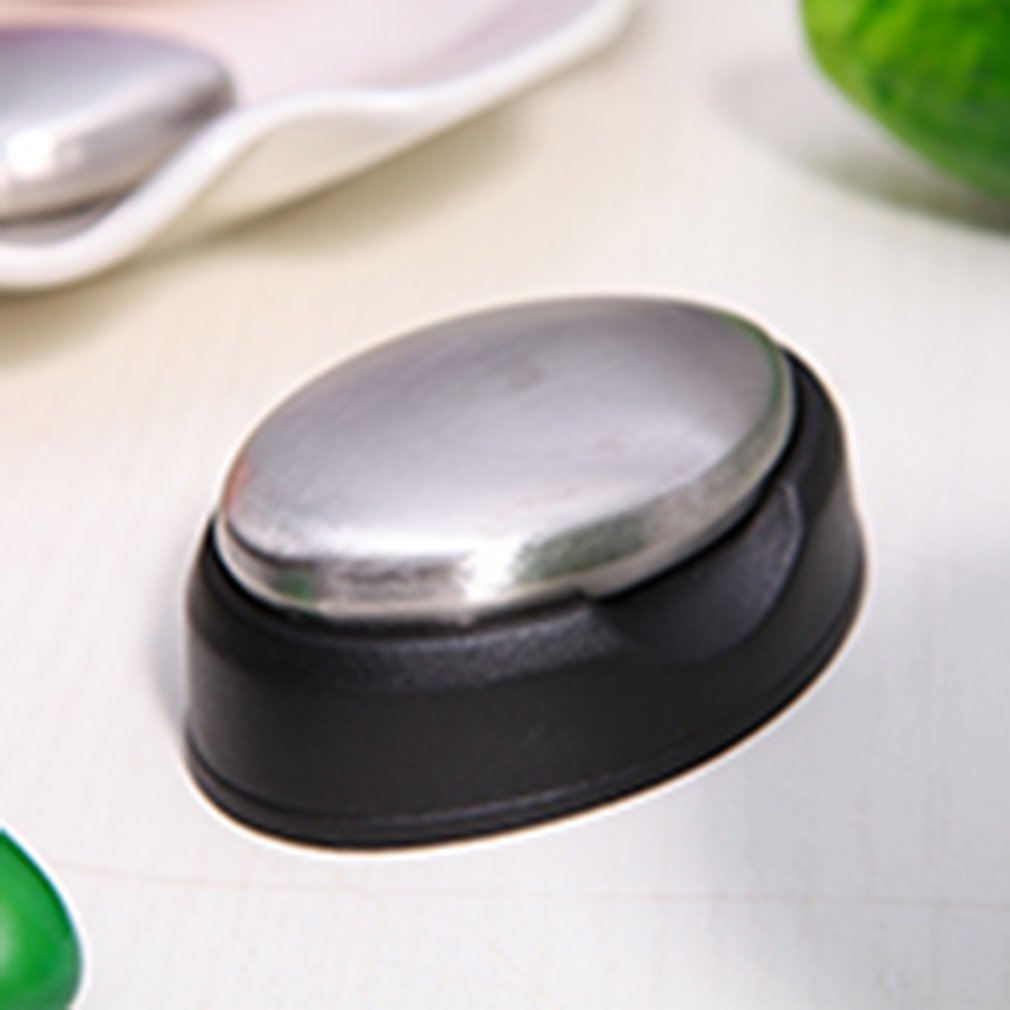 Eliminating Smells Stainless Steel Soap Carefully Designed With Good Materials For Househould Kitchen Accessories