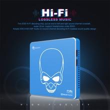 Beelink-TV Box gt-king Pro Hi-Fi sin pérdidas, Audio Dolby, Dts, S922X-H Amlogic, Android 9,0, 4GB, 64GB, novedad