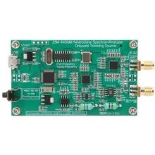 Źródło sygnału moduł LTDZ 35-4400M analizator widma źródło sygnału praktyczny pomiar przepływu cieczy i powietrza tanie tanio FGHGF CN (pochodzenie) Woodworking NONE