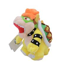 Car Decoration Super Mary Mario Plush Doll Toy Dragon Turtle Bones Fire Dragon Kuba Doll Home Decoration(China)