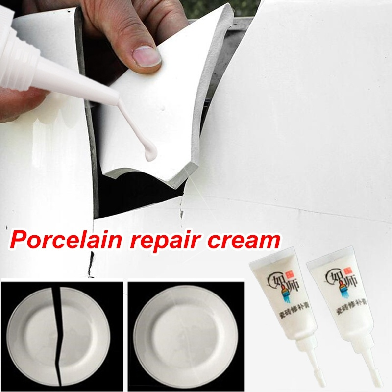 Universal Porcelain Mending Ointment Grouts Beautiful Sealant For Porcelain Peeling Graffiti Gap Repair Cream Construction Tool