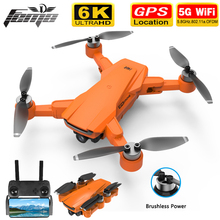 Gps-Drone Rc-Quadcopter Hd-Camera Long-Distance Professional SG907 Wifi Fpv with 6K 1080P