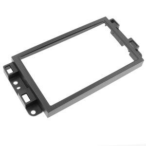 Image 2 - Doppio 2 Din Car DVD Frame,Audio Adattatore di Montaggio, Dash Trim Kit, fascia Per Chevrolet Captiva/Lova/Gentra/AVEO