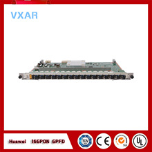Original HUA WEI GPFD 16 port GPON card for MA5680T MA5600T or MA5683T OLT GPBD board with 16 SFP modules original sfp hua wei gpon olt class c optical module for gpbd gpfd