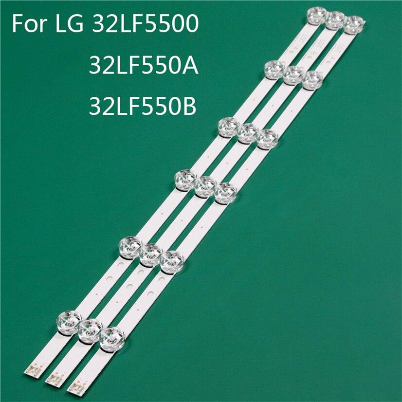 Светодиодный подсветка для телевизора, запасная часть для LG 32LF550A-TE 32LF550B-UA 32LF5500 светодиодный фонарь с подсветкой, линейная линейка DRT3.0 32 A B