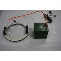 geomembrane hydrostatic pressure testing machine