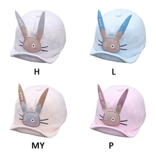 Детская кепка для мальчиков и девочек, детская Кепка с шариками, s, регулируемая солнцезащитная Кепка с мультяшным принтом, Повседневная Кепка s