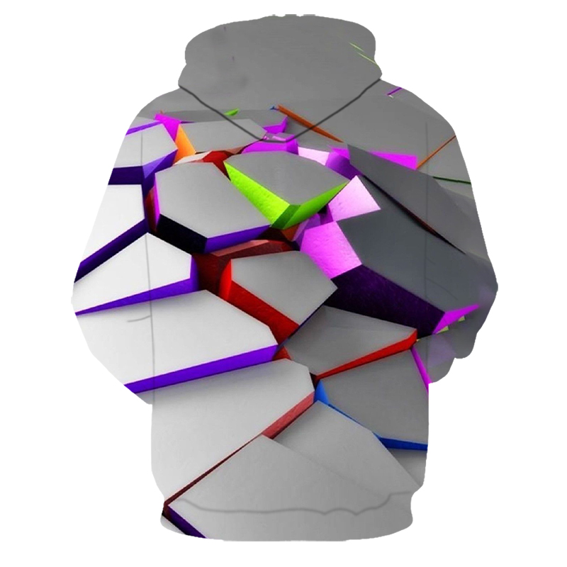 3D Printed Abstract Hoodies Men&Women 10