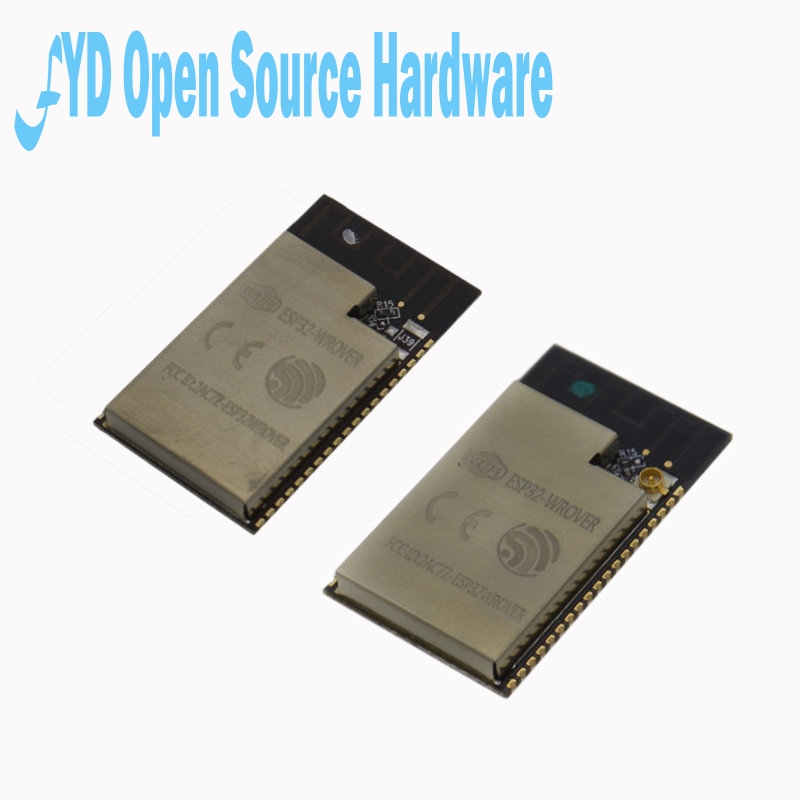 <font><b>10pcs</b></font> ESP8266 <font><b>ESP32</b></font>-WROVER <font><b>ESP32</b></font>-WROVER-B <font><b>ESP32</b></font> WROVER Module Original Smart Home Automation WiFi Wireless Module for IOT image