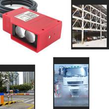 AC 220V NPN PNP 10M E3K-DS100M1 fotoelektrik anahtarı yakınlık sensörü araba yıkama