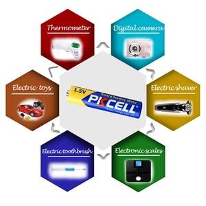 Image 5 - PKCELL Batería de carbono R03P de 1,5 V AAA, paquete de 40 20 piezas, pilas AA de 1,5 V, batería de carbono R6P 2A/3A, uso único, termómetro