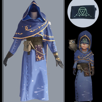 Game Identity V Cosplay Costumes Seer Eli Clark Cosplay Costume Lifted Skin Cosplay Clothes Men Halloween Party Costume
